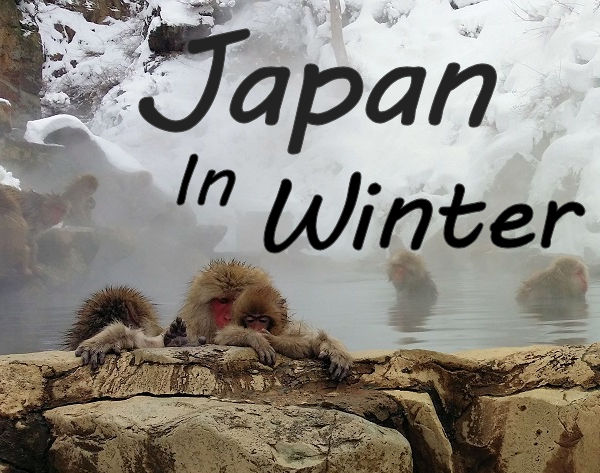 button for post Japan in winter