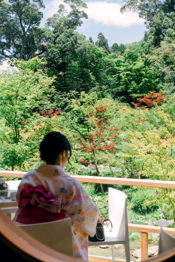 Tea House Kyoto, Japan