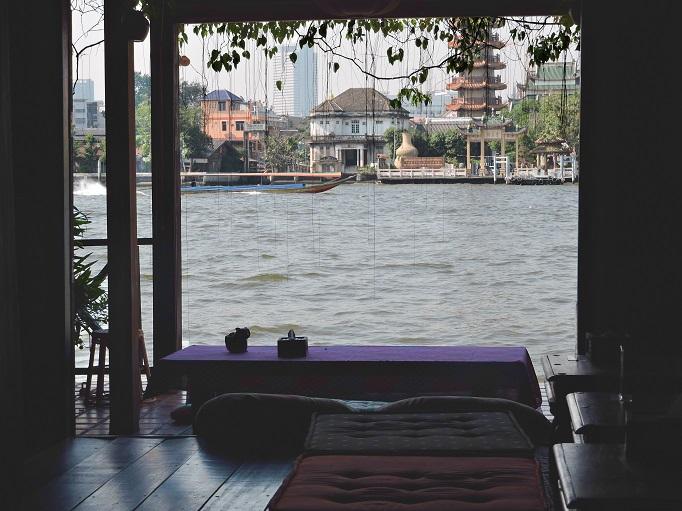 Breakfast lounge area of Loy La Long