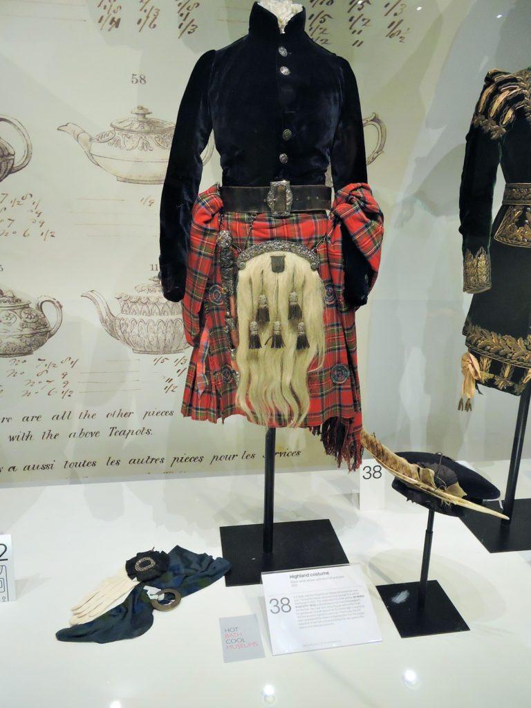 highland garments