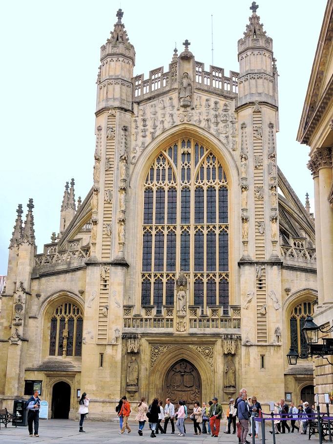 Gothic Bath Abbey