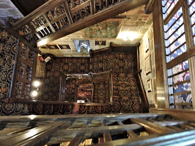 wrap-around-staircase