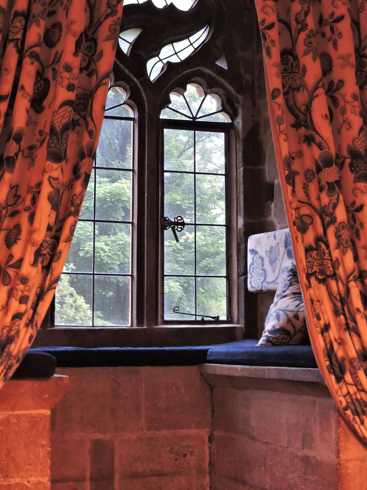 castle window seat